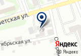 «Ритуальные услуги, салон-магазин» на Yandex карте