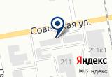 «ПолимерМеталлСтрой, ООО, торговая компания» на Яндекс карте