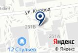 «Гамма» на Яндекс карте