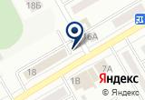 «Союзпечать, киоск по продаже печатной продукции» на Яндекс карте