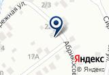 «Любо-Диво, гостиничный комплекс» на Яндекс карте
