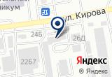 «ПромНасос» на Яндекс карте