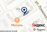 «Городской метод, фитнес-центр» на Яндекс карте