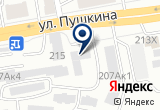 «Техсоюз» на Яндекс карте