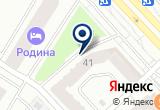 «Bounty, студия фитнеса и танца» на Яндекс карте
