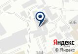 «Абакан Автотент» на Яндекс карте