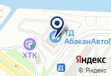 «Автостоянка на ул. Северный проезд» на Яндекс карте