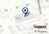 «Вираж» на Яндекс карте