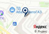 «Авангард, ООО, бухгалтерская служба» на Яндекс карте