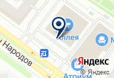 «Банкомат, Хакасский муниципальный банк, ООО» на карте