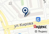 «Столы и стулья» на Яндекс карте