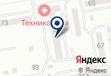 «Красноярье» на Яндекс карте
