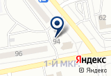 «Надежда и К» на Яндекс карте