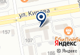 «Метеостудия, торгово-монтажная компания» на Яндекс карте