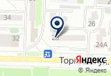 «Возрождение, общественная благотворительная организация» на Яндекс карте