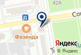 «ЦЕНТРАЛЬНО-АЗИАТСКИЙ КОММЕРЧЕСКИЙ БАНК» на Яндекс карте