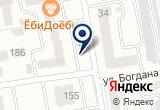 «АЯС, медицинская клиника» на Яндекс карте
