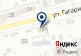 «Профпереезд, служба квартирно-офисных переездов» на Яндекс карте