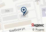«Центр авторазбора на Хлебной» на Яндекс карте