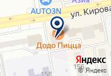 «Атлант» на Яндекс карте