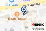 «Телефон доверия, Министерство по регулированию контрактной системы в сфере закупок, Правительство Республики Хакасия» на Яндекс карте