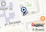 «Нотариус Бусыгина З.И.» на Яндекс карте