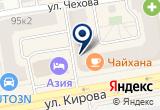 «Прогноз, детский медицинский центр» на Яндекс карте