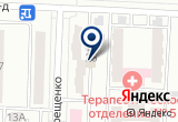 «Созвездие рыб» на Яндекс карте