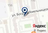 «Вертикаль-М» на Яндекс карте