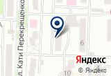 «Огнеборец, торговая компания» на Яндекс карте