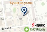 «Коммунистическая партия РФ, Хакасское региональное отделение» на Яндекс карте