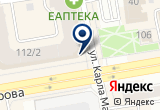 «Дизайн-бюро, ИП Истомина Е.И.» на Яндекс карте