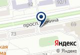 «GAUTOS, прокатная компания» на Яндекс карте