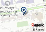 «Вертикальные технологии» на Яндекс карте