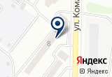 «Партнер, магазин дверей» на Яндекс карте