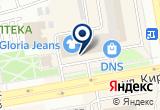 «Фестиваль, торговый центр» на Яндекс карте