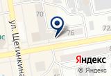 «Медтехторг, ООО, магазин» на Яндекс карте