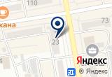 «Хакасский НИИ языка, литературы и истории» на Яндекс карте