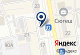 «Радио Абакан» на Яндекс карте