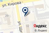«Хакасия» на Яндекс карте
