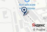 «Абакан Книга» на Яндекс карте