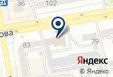 «Фонд развития Хакасии, НО» на Яндекс карте