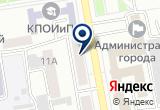«Нотариус Сергеева Н.В.» на Яндекс карте