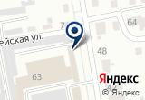 «Фабрика дверей» на Яндекс карте