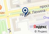 «Союз писателей Хакасии, общественная организация» на Яндекс карте