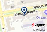 «Sushi & Fries, суши-бар» на Яндекс карте