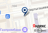«Домовой» на Яндекс карте