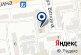 «Ольха» на Яндекс карте