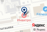 «Пиротехника в Хакасии» на Яндекс карте
