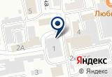 «Химчистка-прачечная» на Яндекс карте